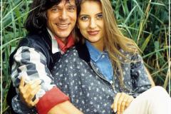 Jugendfoto von Ramona und Jürgen Drews