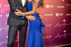 Gina-Lisa Lohfink mit Florian Wess