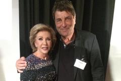 Dorthe Kollo mit Michael Weber